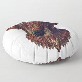 Labrador (Color Version) Floor Pillow