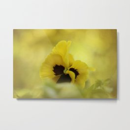 Beautiful Imperfection Metal Print