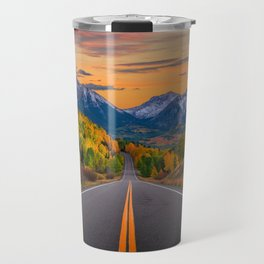 The Road To Telluride Travel Mug