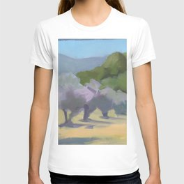 Olive grove T-shirt