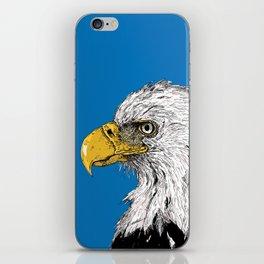 Bald Eagle Portrait iPhone Skin