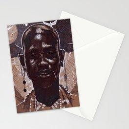 Dibujo Nocturno 51516 Stationery Cards