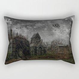 Abandoned Mt.Moriah Rectangular Pillow