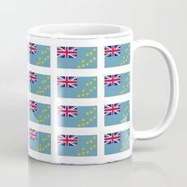 flag of Tuvalu -tuvaluan,Ellice Islands,Niutao,fatele,funafuti. Coffee Mug