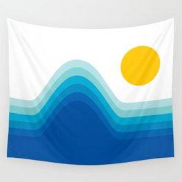 Ocean Horizon Wall Tapestry