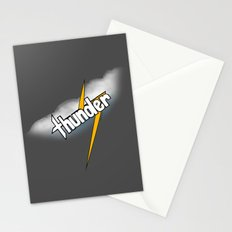 Thunder Stationery Cards