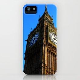 Mr.Ben iPhone Case