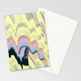 GLTCH! Stationery Cards