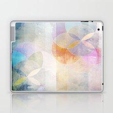 Gamma - Contemporary Geometric Circles Laptop & iPad Skin