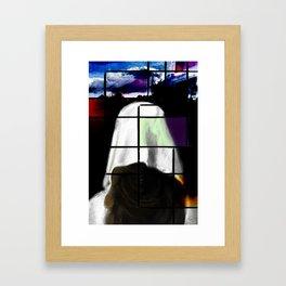 Devout Framed Art Print