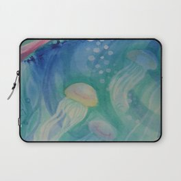 Ocean abstraction #2 Laptop Sleeve
