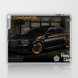 No Chance Concept Only Laptop & iPad Skin