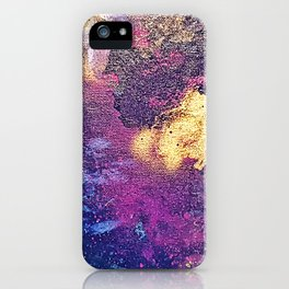 Bright & Beautiful Dragonfly Abstract iPhone Case
