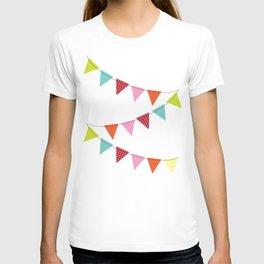 Hooray for girls! T-shirt