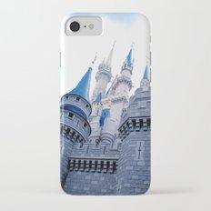 Disney Castle In Color Slim Case iPhone 7