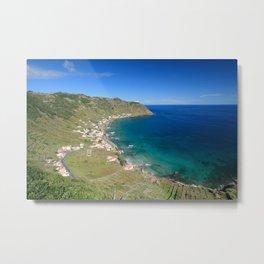 Santa Maria island Metal Print
