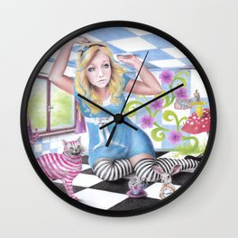 Alice | ENDOvisible Wall Clock