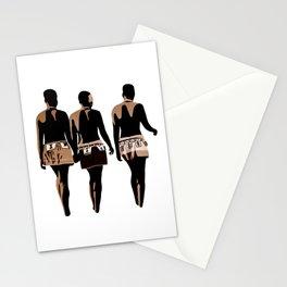 zulu sisters Stationery Cards