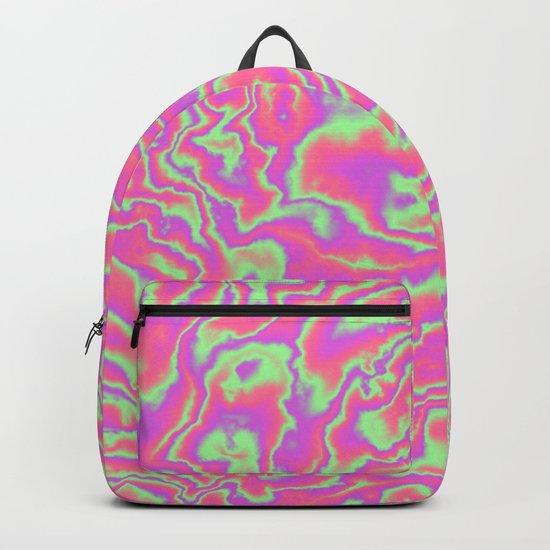 Turbulence in Tutti Fruitti Backpack