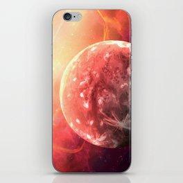 Planet Mercury iPhone Skin