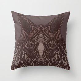 Dream Creatures Throw Pillow