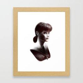 Blade Runner Poster Framed Art Print