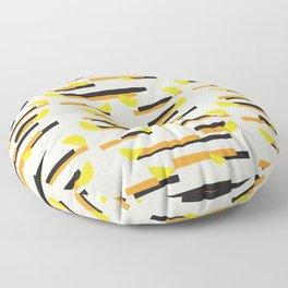 Fresh Lime Floor Pillow
