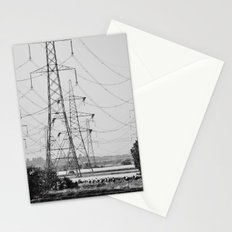 Power Riders Stationery Cards