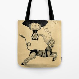 The Chase Tote Bag