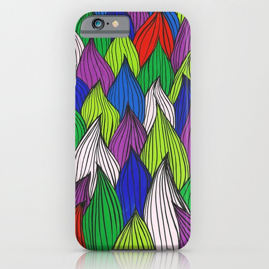 Dancin onions iPhone & iPod Case