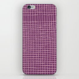 Left - Lilac iPhone Skin