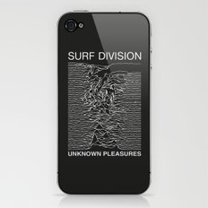 SURF DIVISION iPhone & iPod Skin
