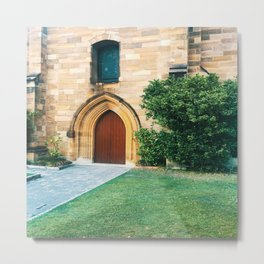 Church Hill Sydney Metal Print