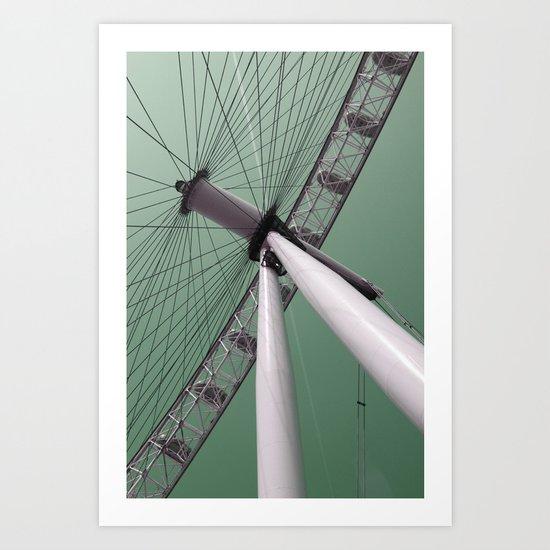 london eye 02 Art Print