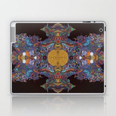 A Bad Case of the Visions. Laptop & iPad Skin