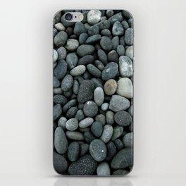 Rocky Cobble Beach iPhone Skin