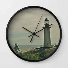 sail on Wall Clock