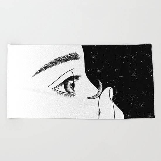Contact Beach Towel
