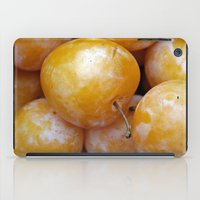 fruit iPad Cases featuring Fruit by Jody Edwards Art