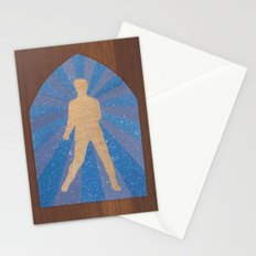 St Elvis Stationery Cards