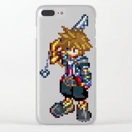 Sora Sprite Clear iPhone Case