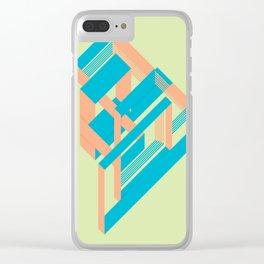 BBG Isorinth Clear iPhone Case