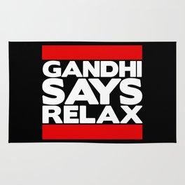 Ganhi Says Relax Rug