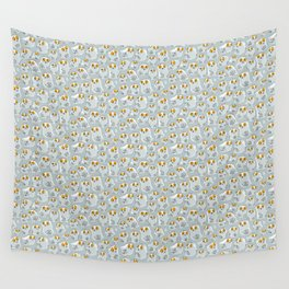 Snowy Owls. Wall Tapestry