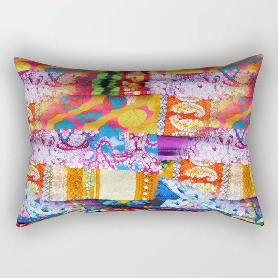 Gipsy Blanket Rectangular Pillow