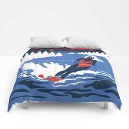 Camp Grindlestone Comforters