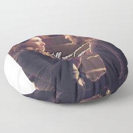 Luke and Lorelai - Stand Still Floor Pillow