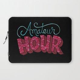 Amateur Hour Laptop Sleeve