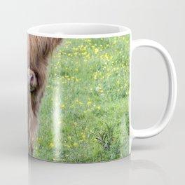 Baby highland cow Coffee Mug