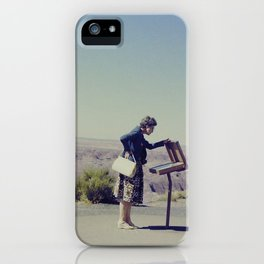 Directions iPhone Case